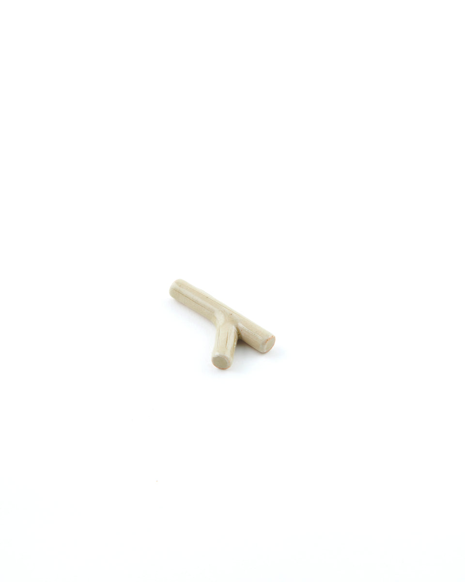 Chopstick Rest - Beige Twig