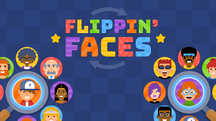 Flippin' Faces