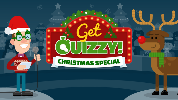 Get Quizzy Christmas Special