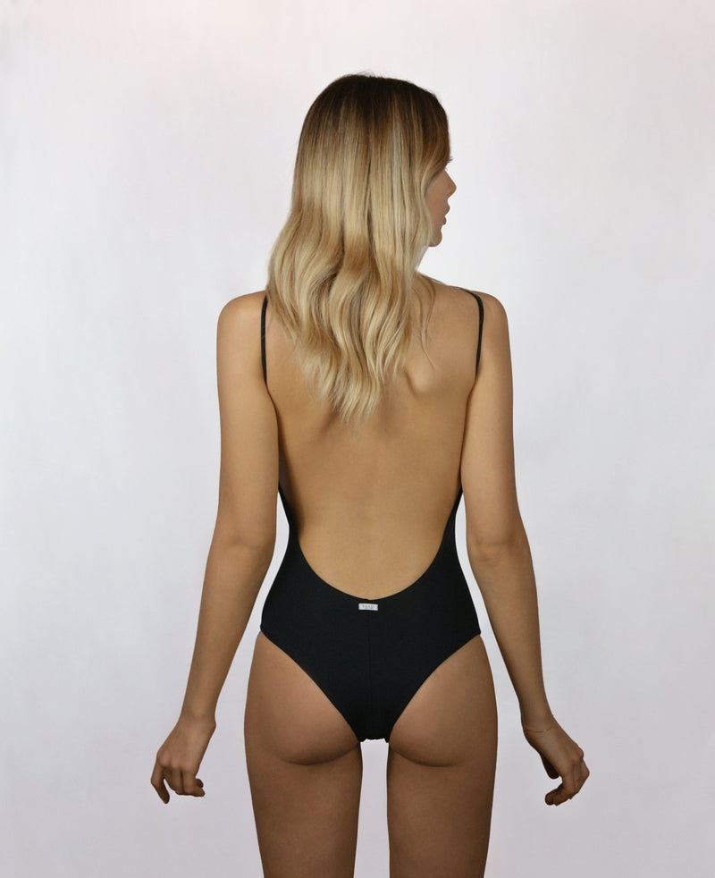LENI  Black & Nude // Swimsuit