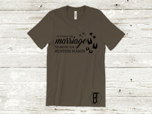 Load image into Gallery viewer, We Interrupt This Marriage | Hunting - Graphic Tee