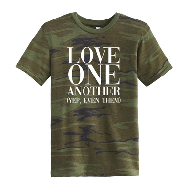 Love One Another (Yep, Even Them) - Camo