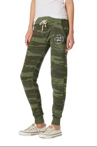 It's All Messy - Camo Joggers