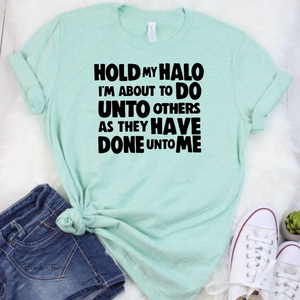 Hold My Halo - Mint