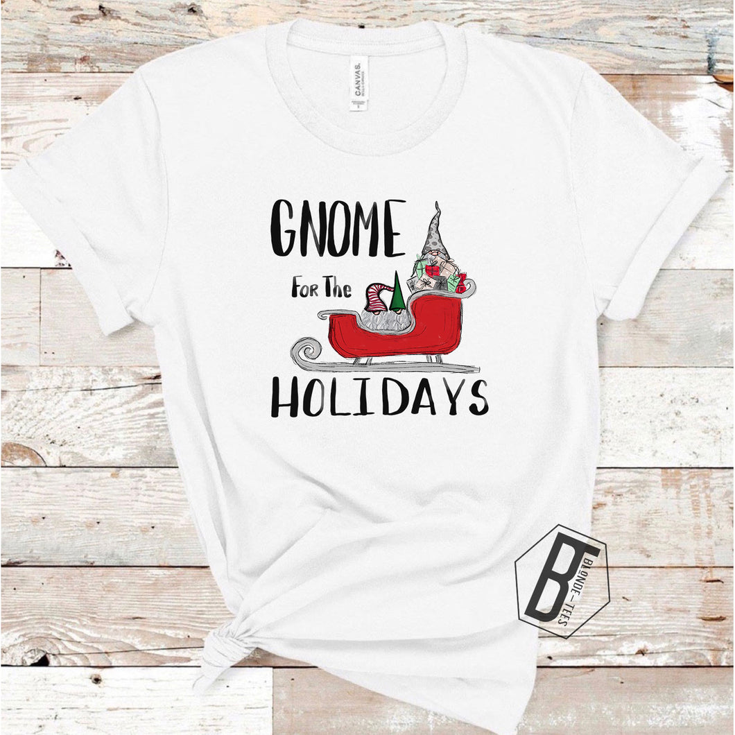 Gnome For the Holidays