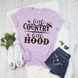A Little Country A Little Hood - Lavender