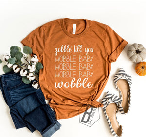 Gobble Till You Wobble - Autum