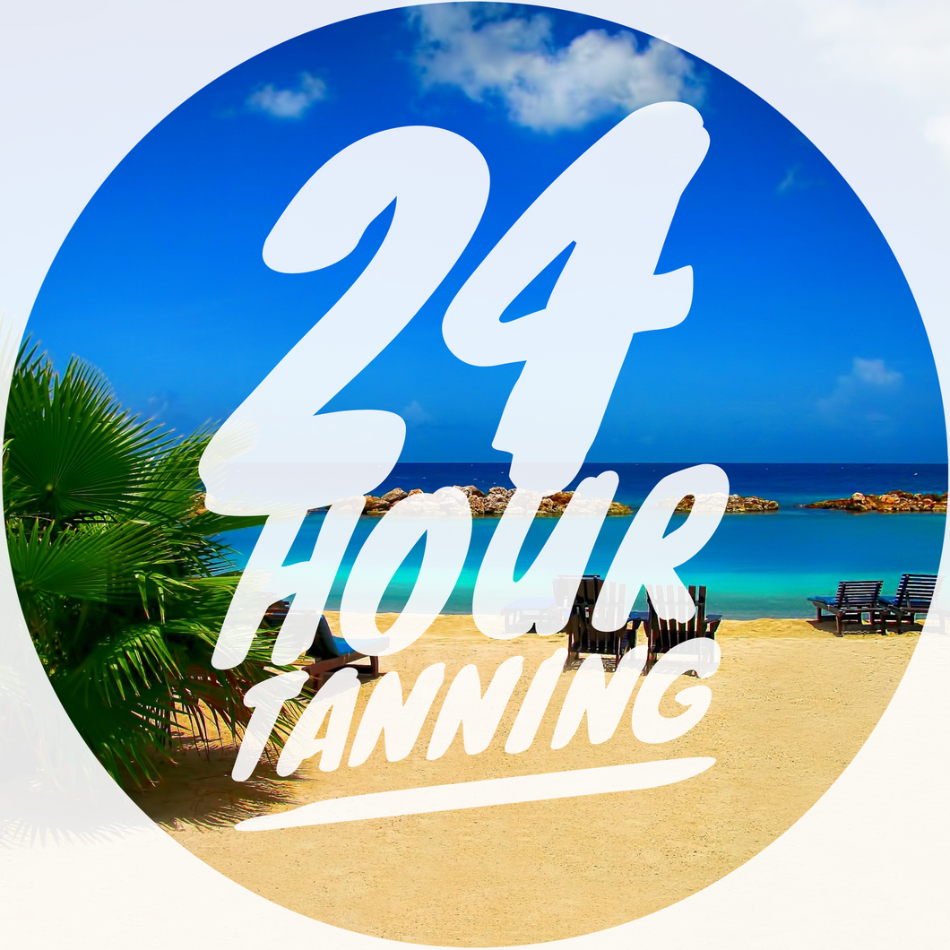 24 Hour Access Tanning