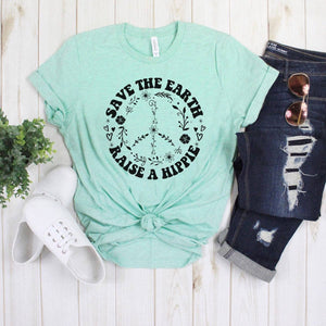 Raise a Hippie - Mint