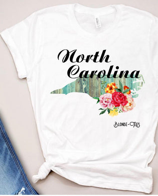 North Carolina - White