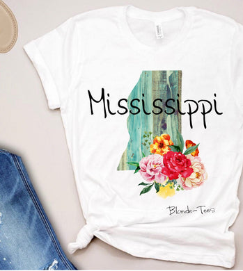 Mississippi - White