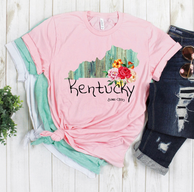 Kentucky - Light Pink