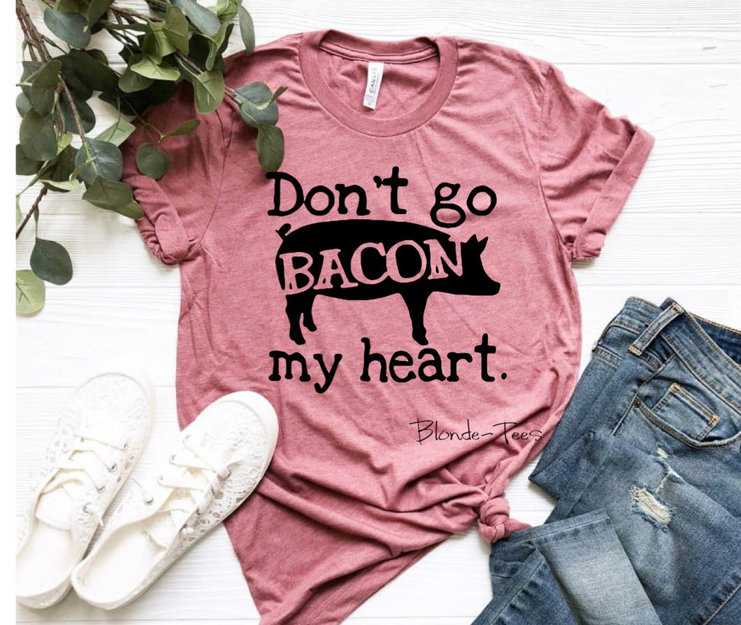 Don't Go Bacon My Heart - Mauve