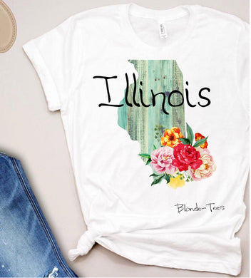 Illinois - White