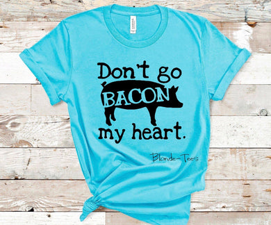 Don't Go Bacon My Heart - Aqua