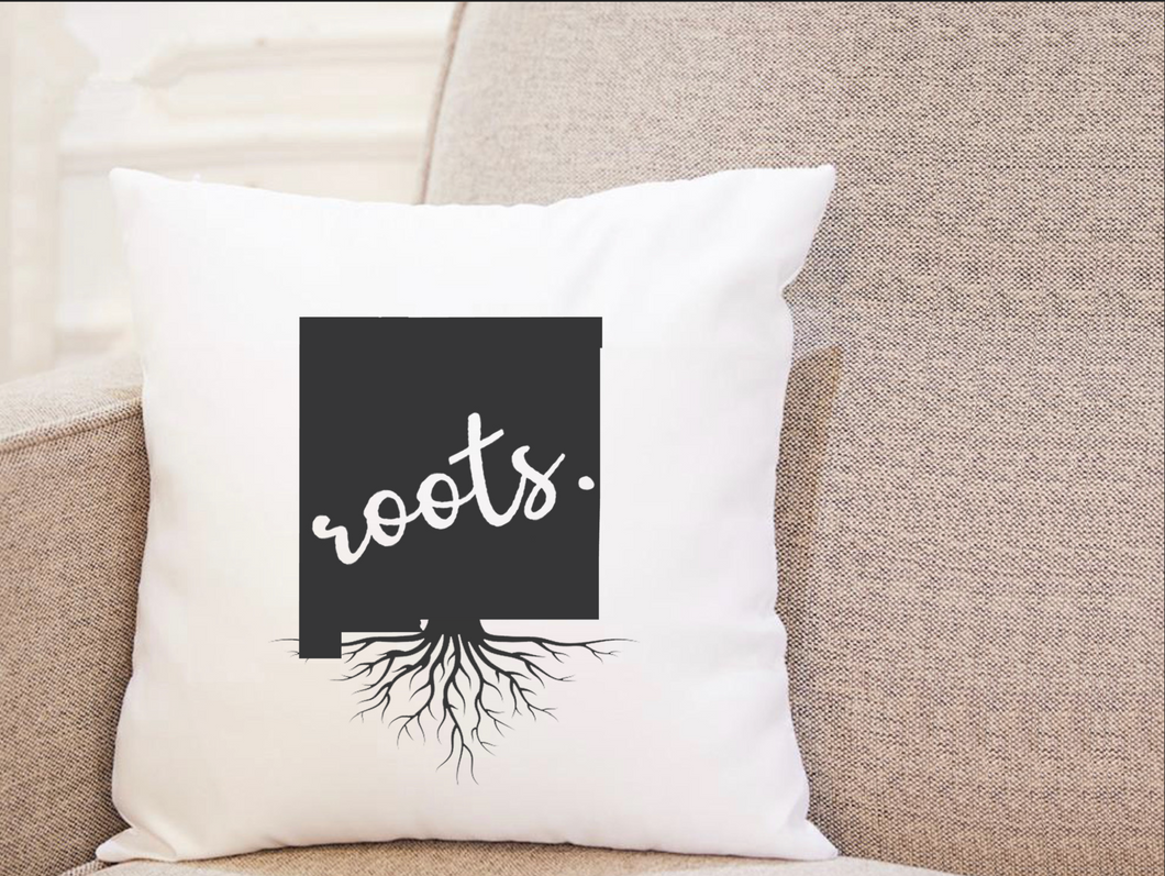 State Roots - New Mexico - Pillow