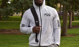 Adidas Zip up Windbreaker