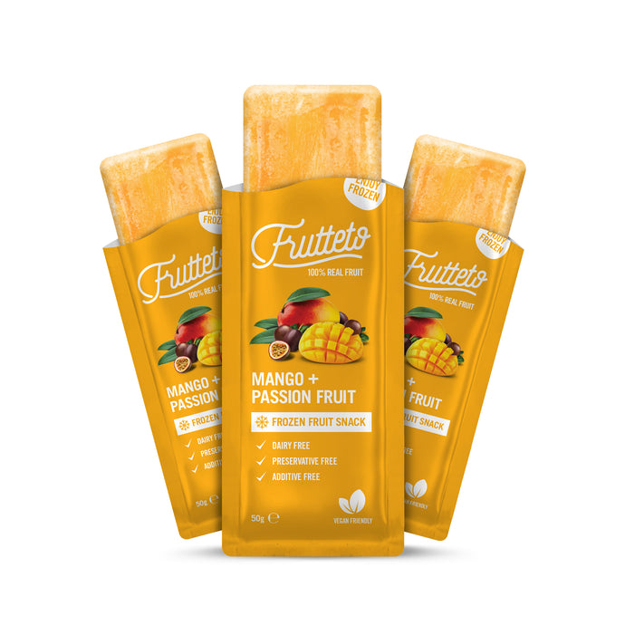 Frutteto Mango + Passion Fruit (20 units of Tropical Richness)