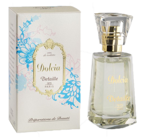 Dolcia by Detaille Paris - La Parfumerie de France