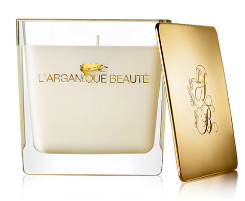 L'Arganique Beauté Scented Candle - La Parfumerie de France