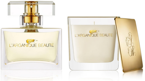 L'arganique beauté - Travel Set - La Parfumerie de France
