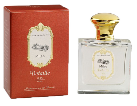 Miles by Detaille Paris - La Parfumerie de France
