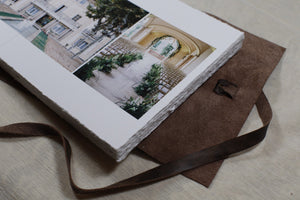 28x35cm Journal ArtBook (Horizontal)