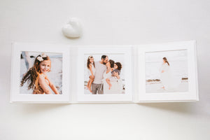 Trifold Matted Folio