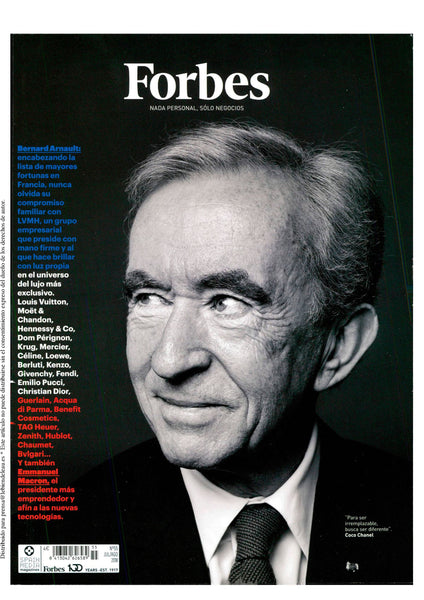 Forbes, Spain