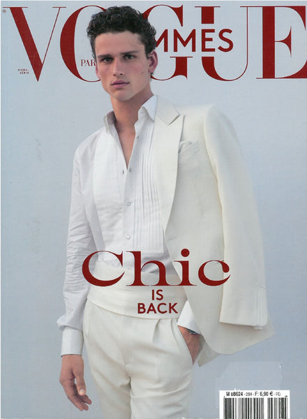 VOGUE Hommes, France