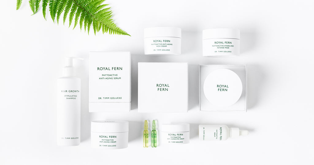 Royal Fern Skincare Newsletter