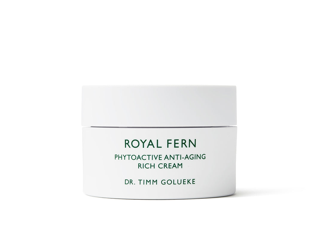 Phytoactive Anti-Aging Rich Cream