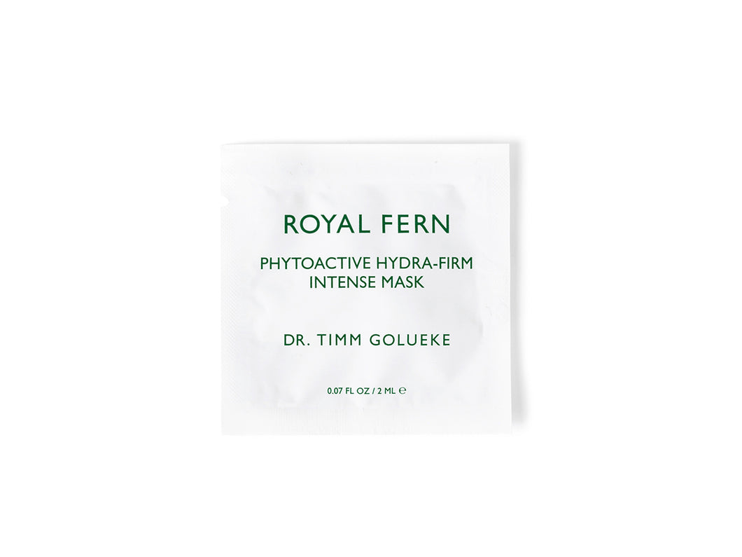 Sample Phytoactive Hydra-Firm Intense Mask