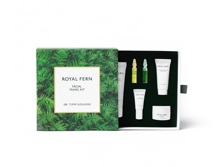 Laden Sie das Bild in den Galerie-Viewer, Royal Fern Facial Travel Kit