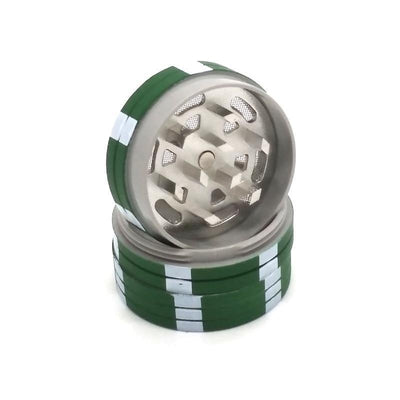 3 Layer Poker Chip Herb Weed and Tobacco Grinders - Dope Smokes Quality Cannabis Products