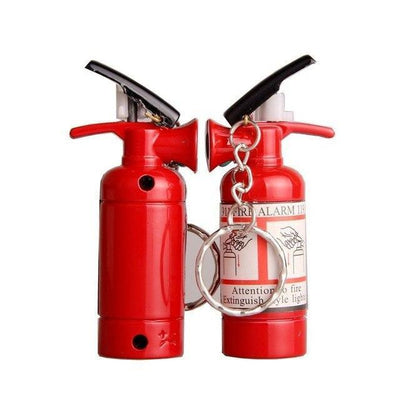 🐼 🐶 Novelty Creative Red White Wine Bottle Gas Lighter - Dope Smokes [variant_title], [option1],