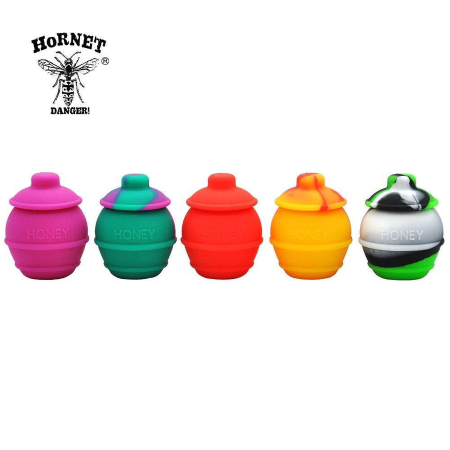 Honey Pot Silicone Cinerary for Wax and dabs - Dope Smokes Quality Cannabis Products