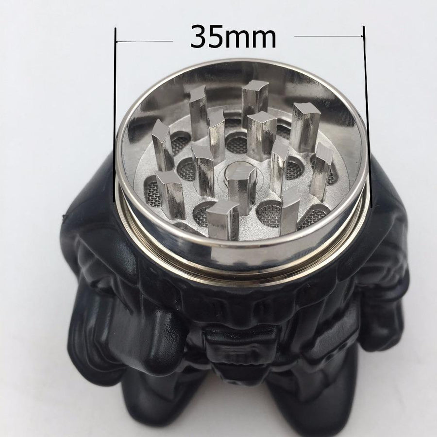 Star Wars Darth Vader Metal Alloy Herbal Herbal Grinder