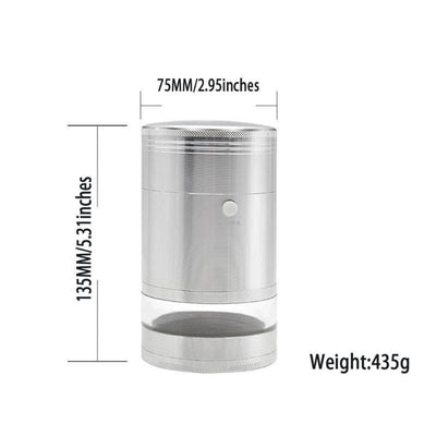 🐼 🐶 Quick and Easy Electric Herb Super Fast Large Grinder - Dope Smokes [variant_title], [option1],