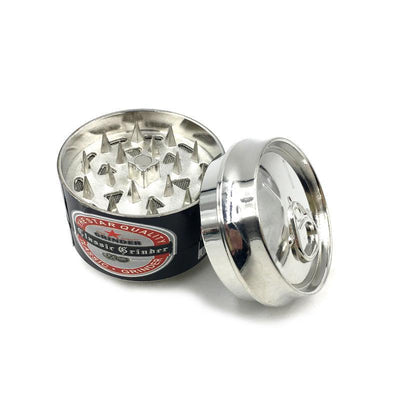 🐼 🐶 Beer Can Novelty grinder - Dope Smokes [variant_title], [option1],