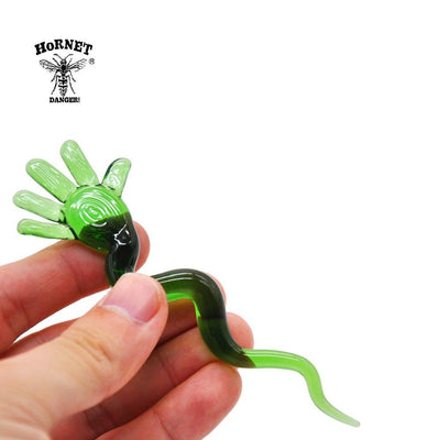 Whacky Hands Premium Glass Concentrate Dabber Concentrate Wax Dab Tool