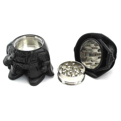 🔥 💨  Star Wars Darth Vader Metal Herb Grinder - Dope Smokes [variant_title], [option1],