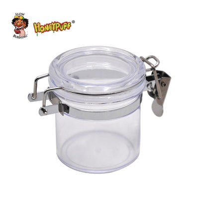 🔥 💨  Transparent Acrylic Airtight Jar 2.17 Inches Multi-Use Air Seal - Dope Smokes [variant_title], [option1],