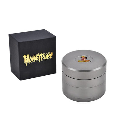 🐼 🐶 Aluminum Herb 63MM with Removable Screen Tobacco Grinder with Kief Catcher - Dope Smokes [variant_title], [option1],