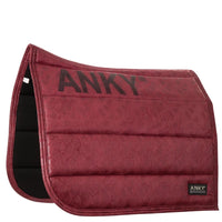 ANKY Snakeskin Saddle Pad