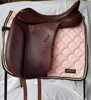 Brown Caprilli Dressage saddle