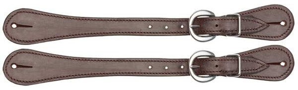Aintree Leather Western Spur Straps