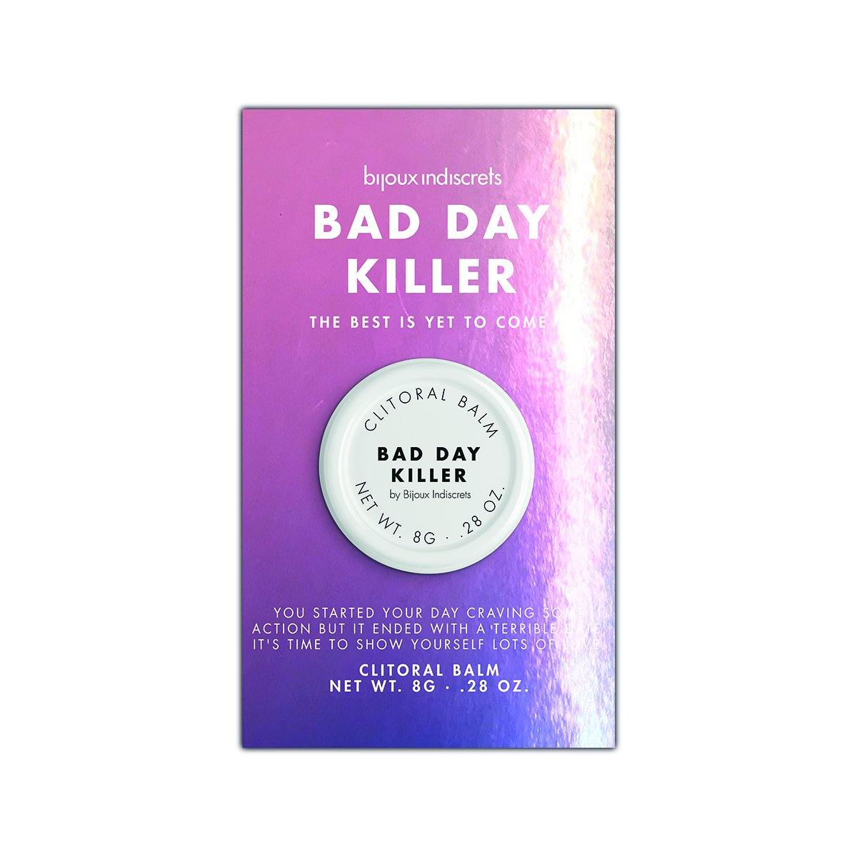 Bijoux Indiscrets Clitherapy Bad Day Killer Balm [57497]