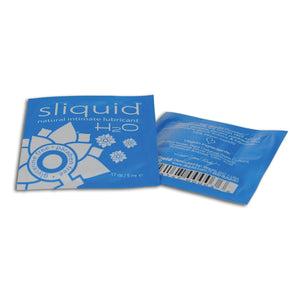 Sliquid H2O Pillow Packs 200pc [84514]