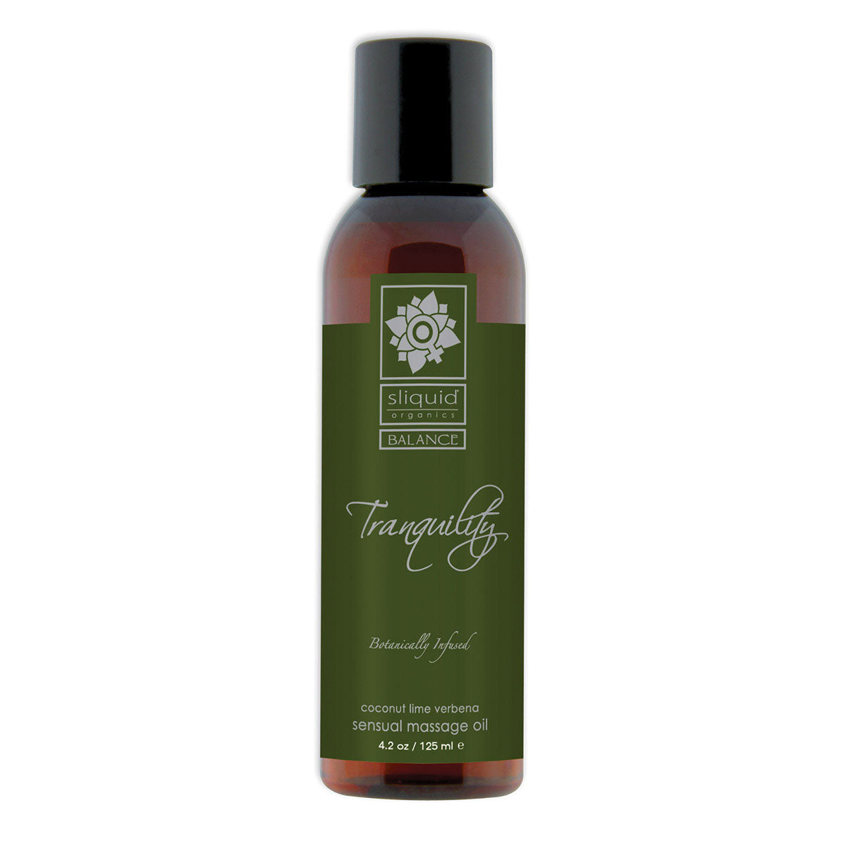 Sliquid Organics Massage Oil Tranquility 4.2oz [84541]
